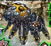 Platinum Arachno