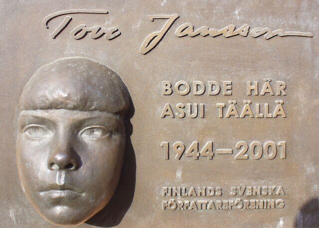 Tiedosto:Tove-Jansson-Relief.jpg