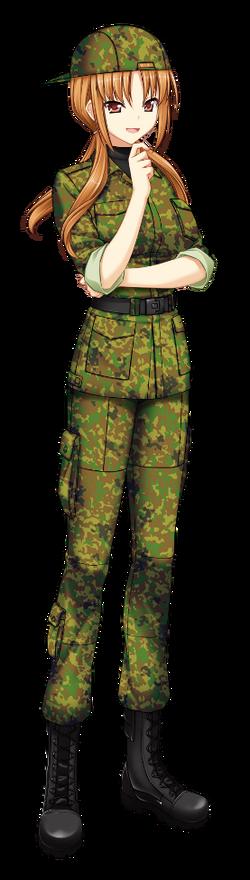 Sayaka Chronicles 04 Uniform