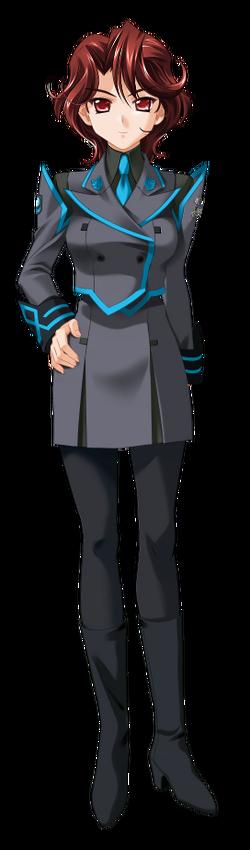 Michiru Alternative UN Uniform