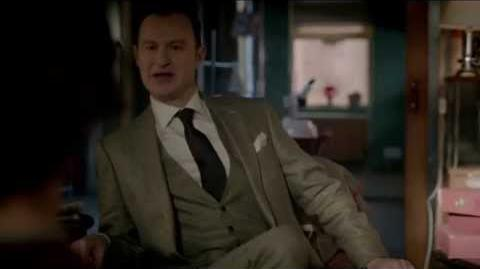 "Sherlock 3x01 Mycroft ""Living in a world of goldfish"""