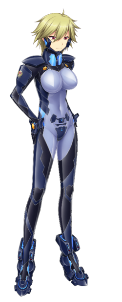 Asagi Chronicles 04 Fortified Suit