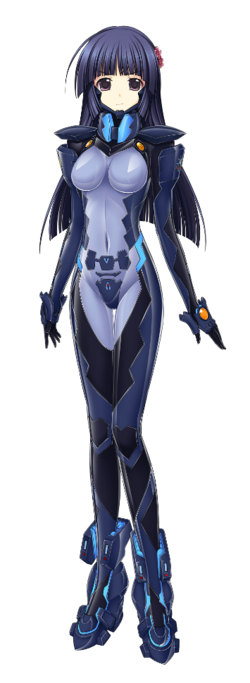Yuzuka Chronicles 04 Fortified Suit