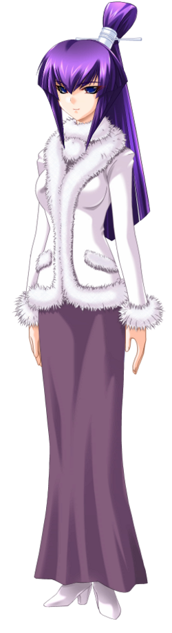 Yuuhi Alternative Winter Jacket