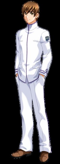 Takeru AF School Uniform