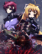 Yande.re 343455 blood bodysuit schwarzesmarken