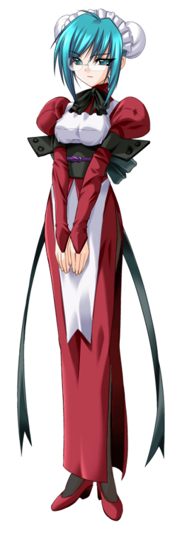 Maya AF Maid Uniform