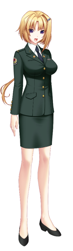 Ellen Chronicles 04 Uniform