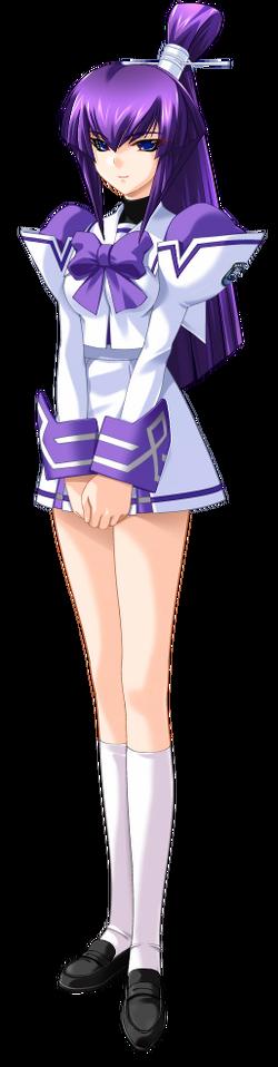 Yuuhi AF School Uniform