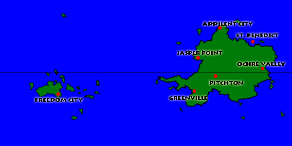 New Luna Map