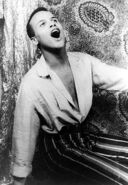 Harry Belafonte singing 1954