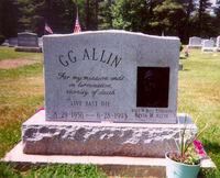 GG Allin grób.jpg