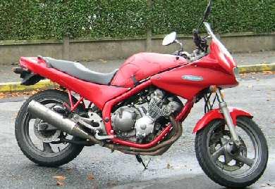 File:Yamaha-XJ 600S Diversion-1992.jpg