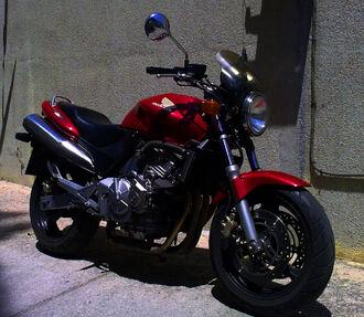 Honda cb600f 09