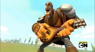 The Helmet of Epic 8