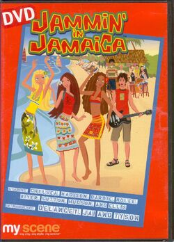 My Scene Jammin' In Jamaica DVD Movie