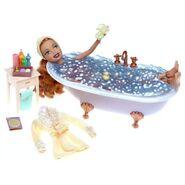 My Scene Getting Ready In the Tub Kenzie