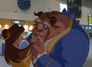 Belle and Beast Pictures 14