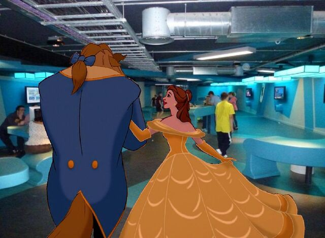 File:Belle and Beast Pictures 05.JPG