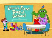 Elmo'sFirstDayofSchool1