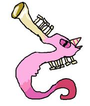 Rare Trumpony