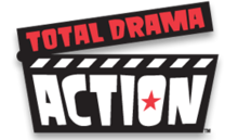 Total Drama Action Logo