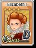 Elizabeth I GradeD