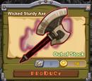 Wicked Sturdy Axe