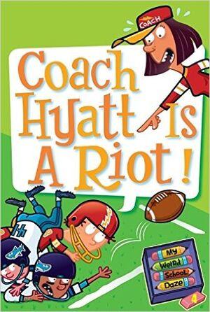 CoachHyattIsARiotCover