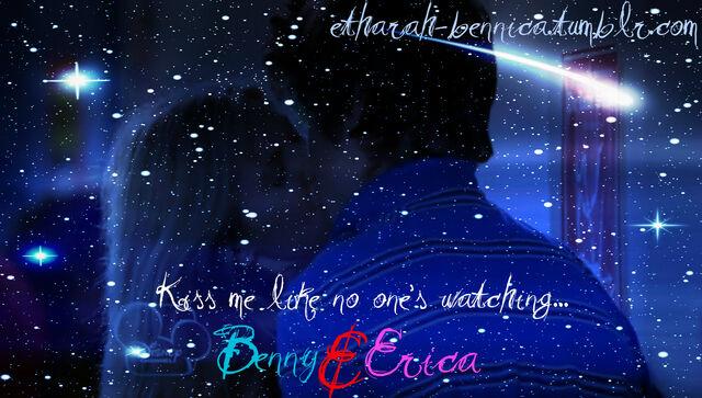 File:Kiss Me Like No Ones Watching-Bennica.jpg