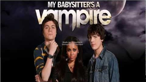 "My Babysitter's a Vampire Soundtrack Vanessa Morgan ""Girl Next Door"""