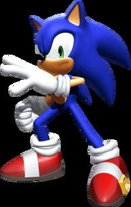 ShadowtheHedgehog sonic