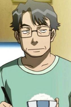 Nagasumi's Father