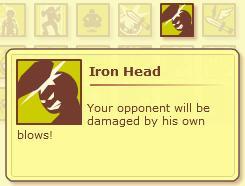Mybrute iron head