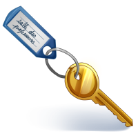 Teachers lounge key