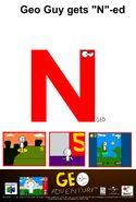Geo Adventure N64 AD