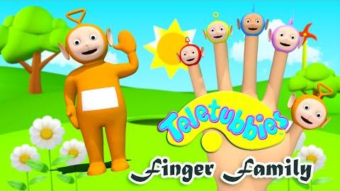 Nursery Rhymes Teletubbies Finger Family 3D Animation In HD From Binggo Channel
