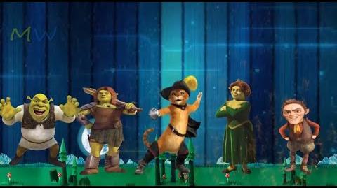 Shrek Finger Family Rhymes Popular Nursery Rhymes Kids Favorite 3D Cartoons