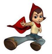 Red karate hoodwinked
