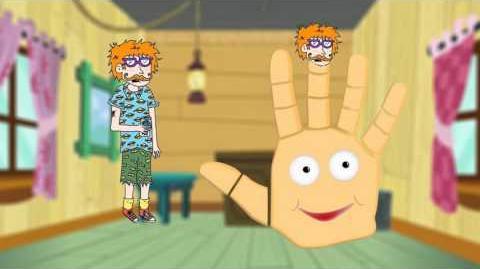 Adult Rugrats Friends Finger Family Nursery Rhyme for Children Finger Family Planet-0