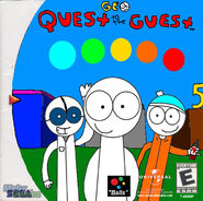 Geo Quest to the Guest Dreamcast Cover