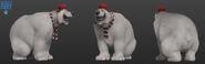 Niagara s Fury Polar Bear by ShaunAbsher