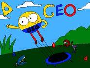 Geo (1996 video game) Artwork