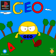 Geo (1996 video game) PS1 Cover Art (PAL)
