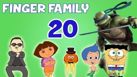 Finger Family Collection by Cartoon Rhymes Top 20 Family Finger Songs Daddy Finger Rhymes-1456713269