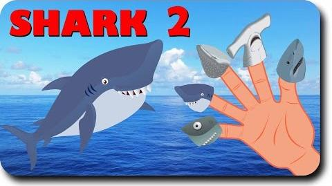 Finger Family Shark Family Nursery Rhyme Animal Finger Family Fish Finger Family for children-0