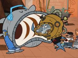 Shark Fin Soupy 2