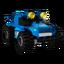 MLN TRC Blue Racer 2