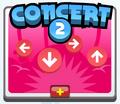 Concert II Arcade Game.png