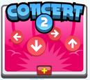 Concert II Arcade Game